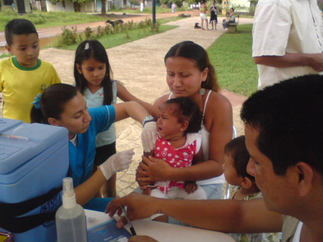 Semanas Nacionales Anuales de Vacunación