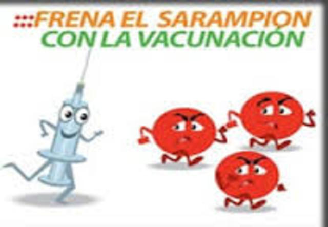 Fases intensivas de vacunación