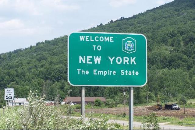 I move to NY