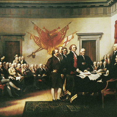 Major Events for Early American Government timeline