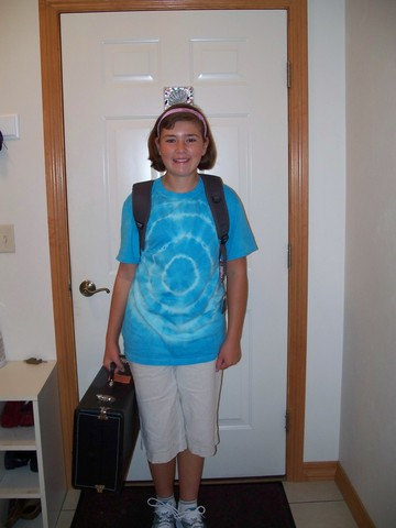 I start Middle School