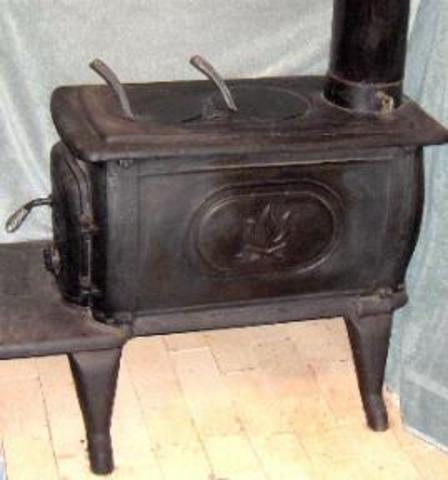 Iron Stoves