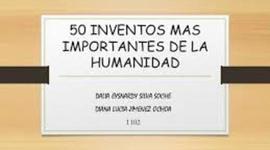los ultimos 50 inventos  timeline