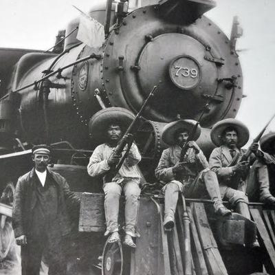 El Porfiriato 1864 - 1910 (México / Europa / E.U.A) timeline