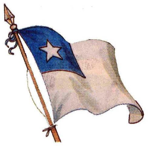 Bandera del 2 de Junio  1822
