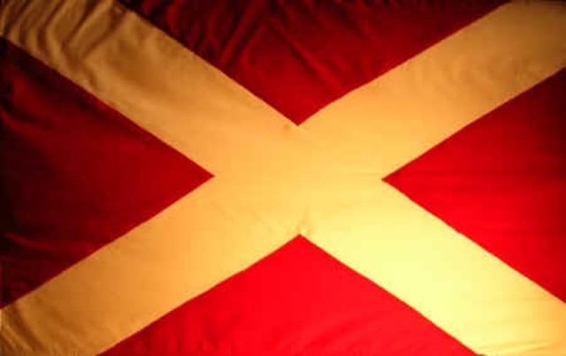 Bandera del 10 de Agosto de 1809