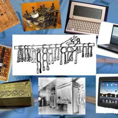 Основные события в истории развития вычислительных методов, приборов, автоматов и машин timeline