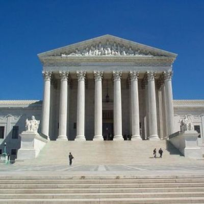 Key Supreme Court Cases timeline