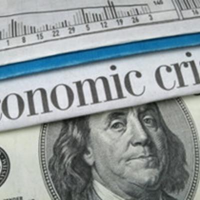 История мировых экономических кризисов. timeline