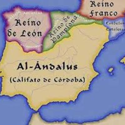 Historia de Al-Ándalus y los Reinos Cristianos timeline