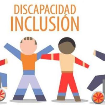 Linea del tiempo Discapacidad                    Wilson Julio Páez, Claudia Romero, gabriel Velez. timeline