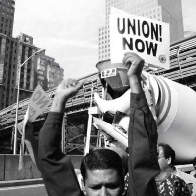 Labor Unions timeline