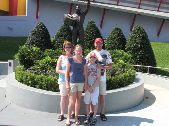 My Family Went To WaltDisny World