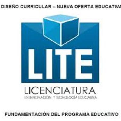 Mapa Curricular de la Licenciatura en Innovación y Tecnología Educativa timeline