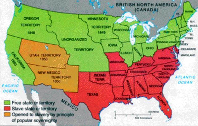 American History timeline | Timetoast timelines