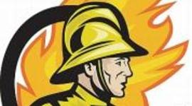 История профессии - пожарный. timeline