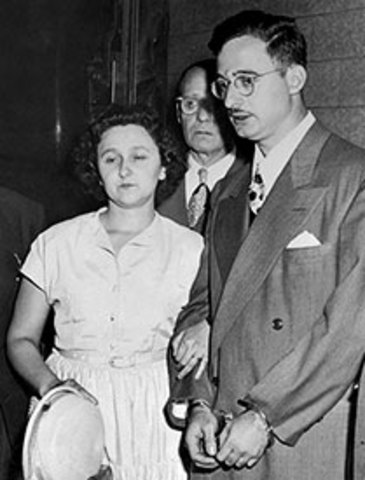 an analysis of the julius and ethel rosenberg trial for espionage in 1951 The outcome of the julius and ethel rosenberg trial for espionage in 1951 and their subsequent execution in 1953 was directly related to the political climate at that time.