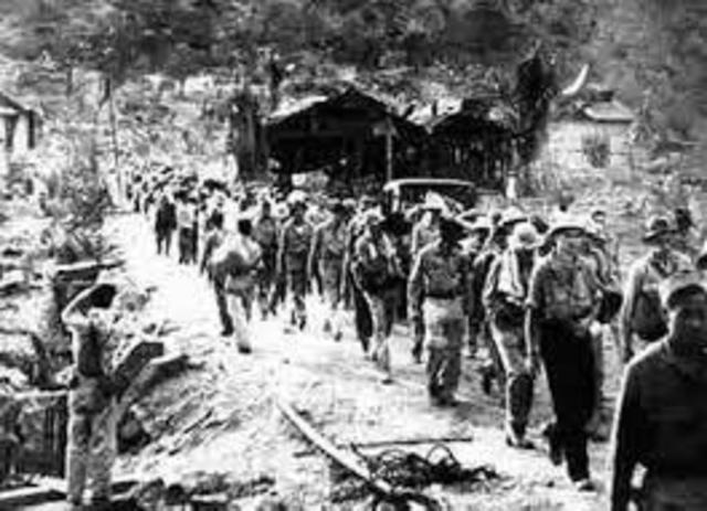 America vs. Japan during World War 2 timeline | Timetoast ...