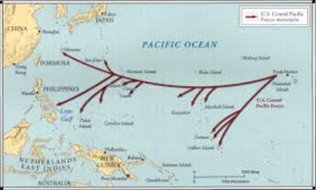 America vs. Japan during World War 2 timeline   Timetoast ...