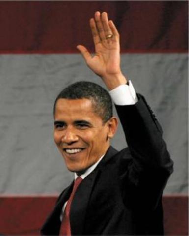 1st African American Pesident Barack Obama Inaguration