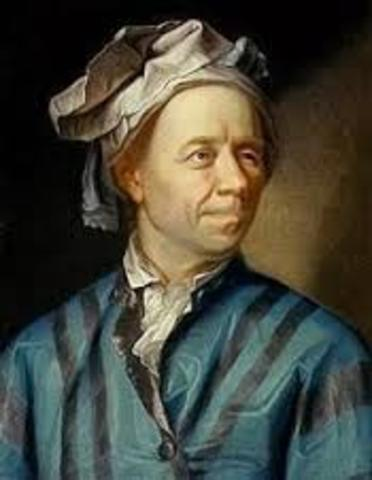 Leonhard euler biography