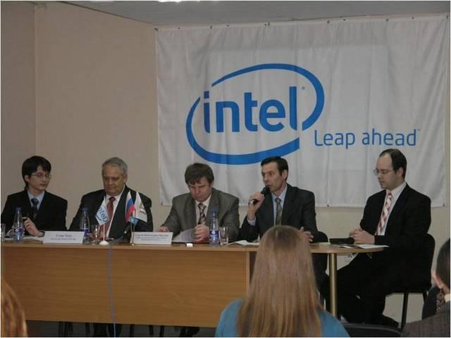 Соглашение с Intel