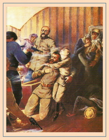 Es asesinado el Zar Alejandro II