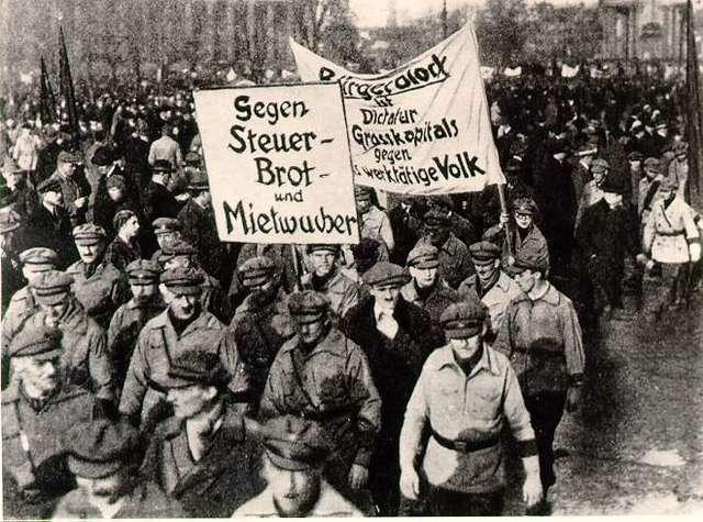 Primer Revolución Rusa.