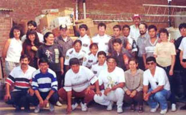 Mano a Mano - Bolivia incorporated