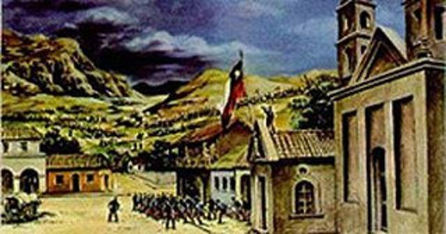 A Journey Through The Texas Revolution Timeline
