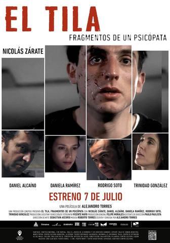 """""""El Tila: Fragmentos de un psicópata"""""""