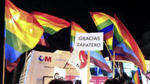 Matrimonio Catolico España : Matrimonio igualitario en el mundo timeline timetoast