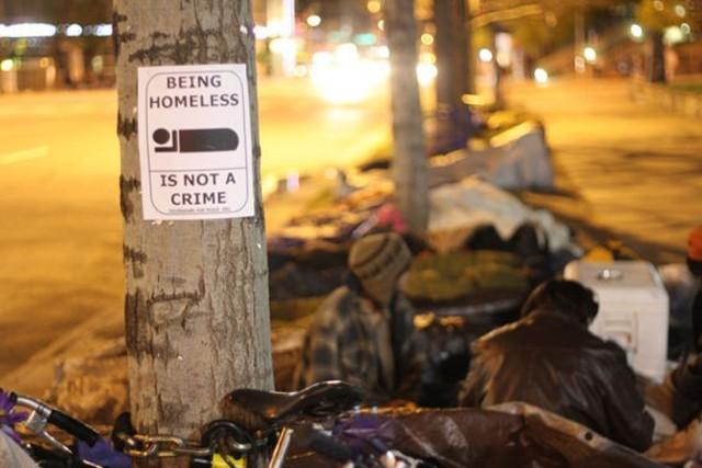 Decriminalizing Homelessness: DOJ and the Civil Rights Division