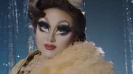 103 years of Drag Queen Fashion timeline