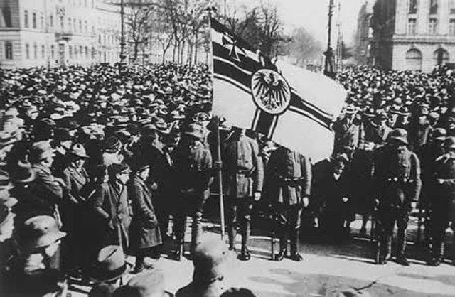 Establishment of the German Republic
