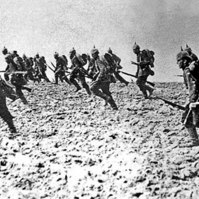 Inizio della prima guerra mondiale timeline