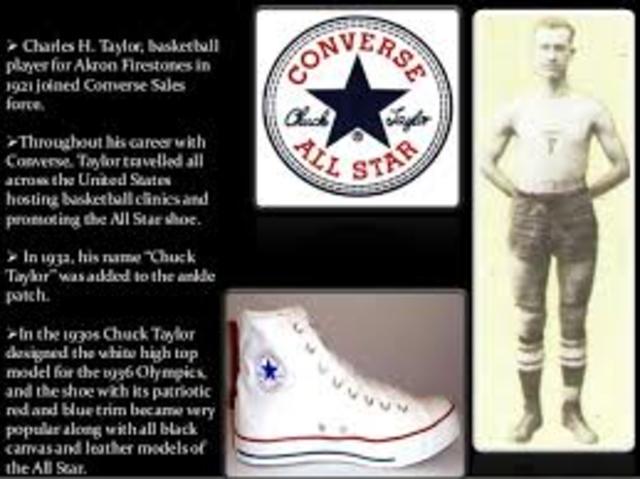 Converse Shoes Timeline  44defc84b