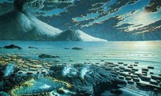 Precambrian to cambrian