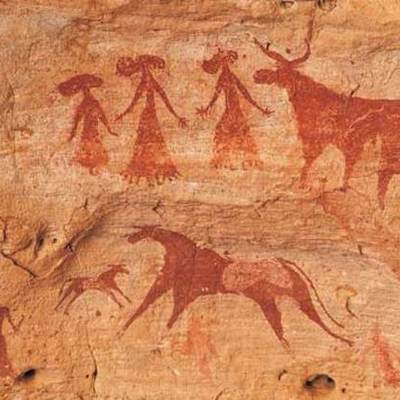 History of Art ( Cave Art- Pop Art) timeline