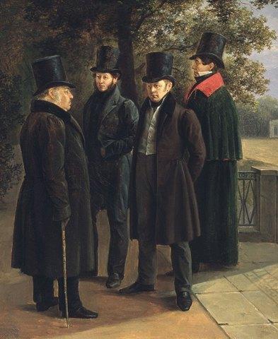 1836 год. Пушкин вызвал на дуэль князя Николая Репина. Причина: недовольство стихами Пушкина о себе. Итог: дуэль отменена.