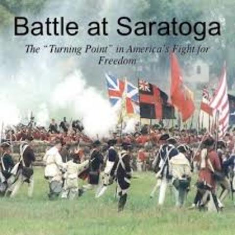 battle of saratoga Saratoga battle monument, schuylerville, new york 129 likes 1,939 were here local business.