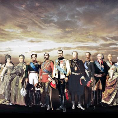 Царская династия Романовых timeline