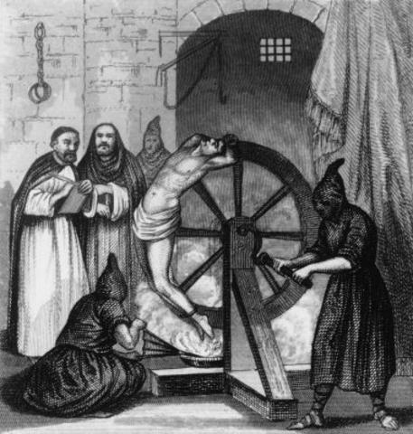 Nombramiento primeros Inquisidores