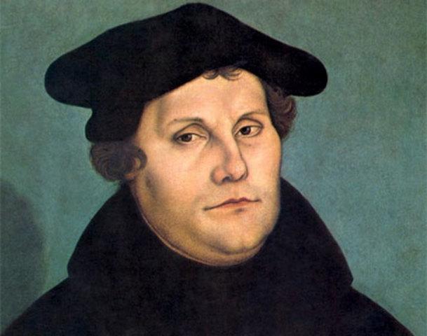 Creación protestantismo