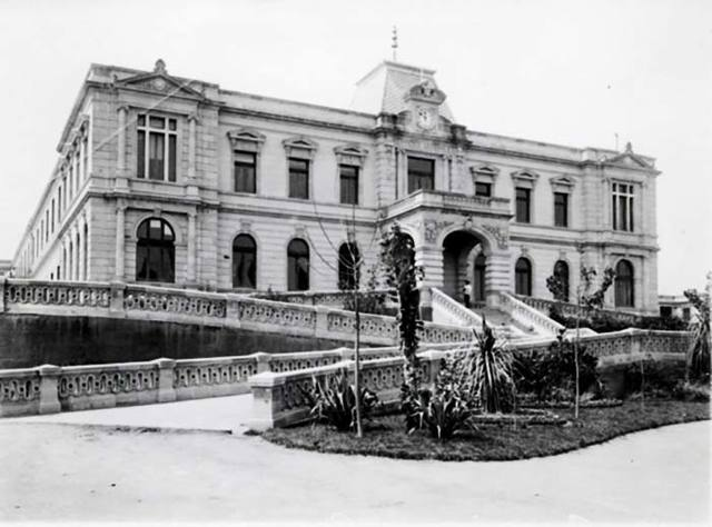 Fundación del Manicomio General de la Castañeda