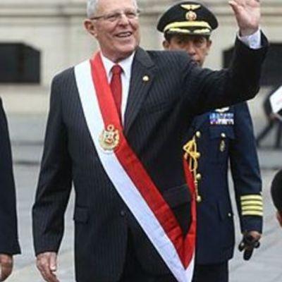 Presidentes del Perú y sus Obras timeline