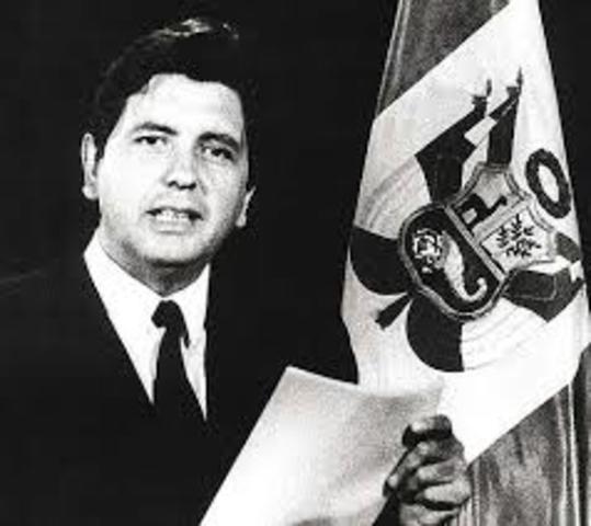 Alan García Perez 1985-1990