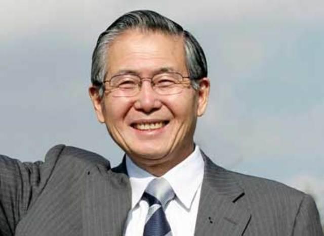 Alberto Fujimori 1990-2000