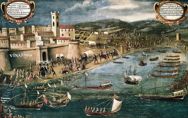 Expulsión de los moriscos (Murcia y Granada)