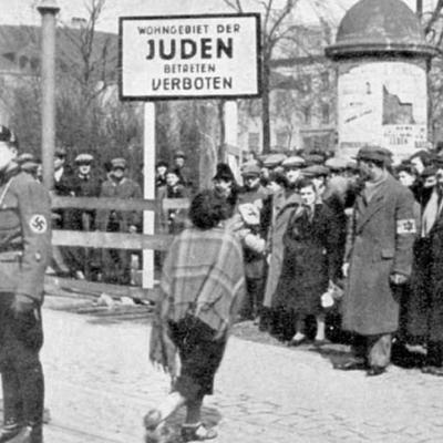 Verfolgung und Vernichtung der Juden timeline